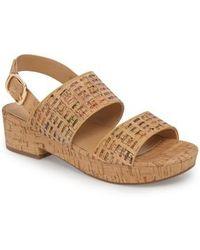 Vaneli | Safty Slingback Sandal | Lyst