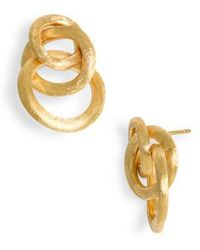 Marco Bicego - 'jaipur' Cluster Earrings - Lyst