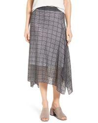 NIC+ZOE - Elegance Asymmetrical Skirt - Lyst