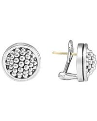 Lagos - Caviar Stud Earrings - Lyst