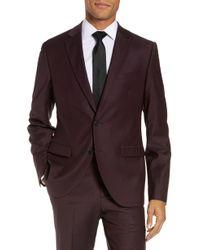Calibrate - Extra Trim Fit Suit Jacket - Lyst