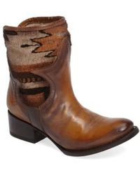 Freebird by Steven - Shine Blanket Shaft Bootie - Lyst
