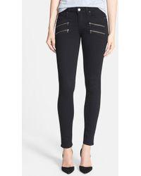 PAIGE - Transcend - Edgemont Ultra Skinny Jeans - Lyst