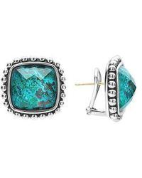 Lagos - Maya Semiprecious Stone Stud Earrings - Lyst
