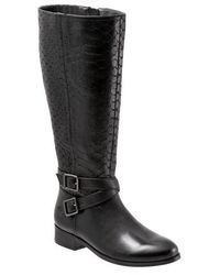 Trotters - Liberty Knee High Boot - Lyst