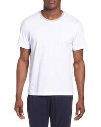 Daniel Buchler | Crewneck Peruvian Pima Cotton T-shirt | Lyst