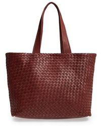 Robert Zur - Rina Leather Tote - - Lyst