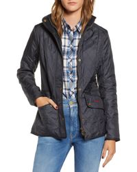 Barbour - 'cavalry' Quilted Jacket - Lyst