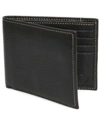 Torino Leather Company - Leather Billfold Wallet - Lyst