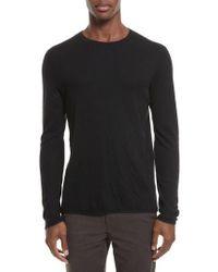 Rag & Bone   Tripp Crewneck Sweater   Lyst