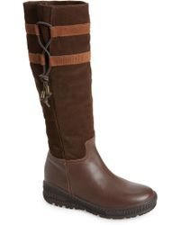 Otbt - Move On Knee High Boot - Lyst