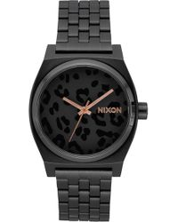 Nixon - 'the Time Teller' Watch - Lyst