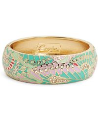 Sequin - Mariposa Wide Bangle - Lyst