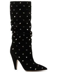 Valentino - Bootstuds Boot - Lyst