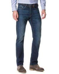 Rodd & Gunn - Barton Straight Leg Jeans - Lyst