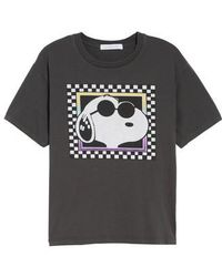 Daydreamer - Joe Cool Checkerboard Tee - Lyst
