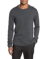French Connection - Milano Front Regular Fit Cotton Sweater - Lyst