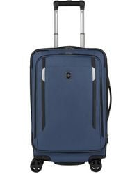 Victorinox - Victorinox Swiss Army 'wt 5.0' Dual Caster Wheeled Carry-on - Lyst