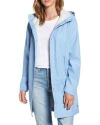 Herschel Supply Co. - Fishtail Raincoat - Lyst
