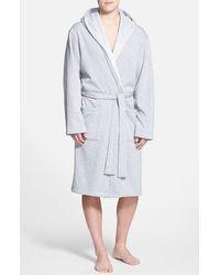 UGG | Ugg Australia 'alsten' Hooded Robe | Lyst