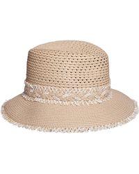 Eric Javits Lulu Squishee Straw Hat
