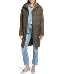 The North Face - Thermoball(tm) Water Resistant Duster Jacket - Lyst