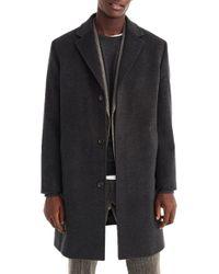 J.Crew - Ludlow Wool & Cashmere Topcoat - Lyst