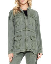 Vince Camuto - Two By Twill Cargo Jacket - Lyst