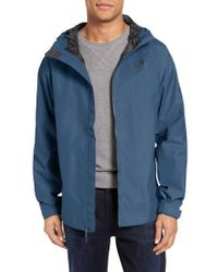 The North Face - Fuseform Montro Raincoat - Lyst