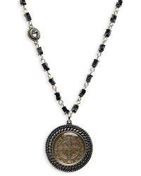 Virgins, Saints & Angels - San Benito Magdalena Multistrand Necklace - Lyst