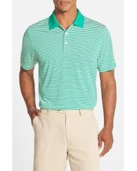 Cutter & Buck | 'trevor' Drytec Moisture Wicking Golf Polo | Lyst