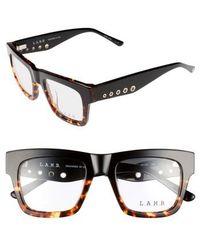 L.A.M.B. - 49mm Optical Square Glasses - Lyst