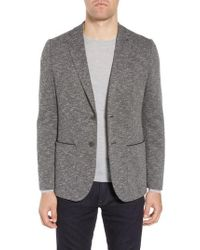 Ted Baker - Slim Fit Textured Jersey Sport Coat - Lyst