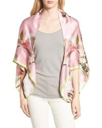 Ted Baker - Harmony Cape - Lyst