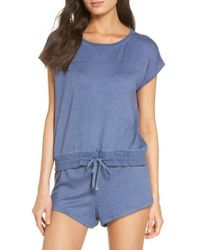 Make + Model - Push Play Short Pajamas - Lyst