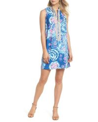 Lilly Pulitzer | Lilly Pulitzer Jane Shift Dress | Lyst