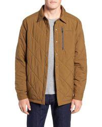 Patagonia - Tough Puff Shirt Jacket - Lyst