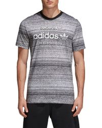 adidas Originals - Traction Graphic T-shirt - Lyst