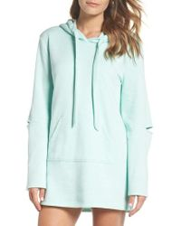 Make + Model - All The Stops Hoodie - Lyst