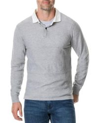 Rodd & Gunn - Lockington Collared Pullover - Lyst