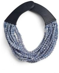 Fairchild Baldwin - Adriana Multistrand Necklace - Lyst