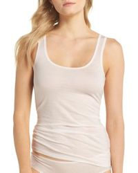 Hanro - Ultralight Tank Top - Lyst