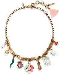 Loren Hope - Ophelia Statement Necklace - Lyst