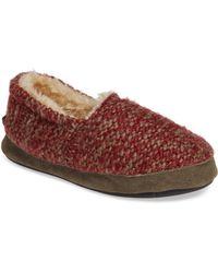 Woolrich - Whitecap Knit Slipper - Lyst