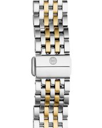 Michele - Deco Ii Mid 16mm Bracelet Watchband (nordstrom Exclusive) - Lyst