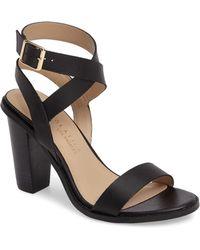 Very Volatile - Poshy Ankle Wrap Sandal - Lyst