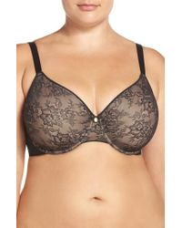 Curvy Couture | Smooth Solutions Underwire Molded Bra | Lyst