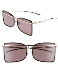 Calvin Klein - 205w39nyc 60mm Butterfly Sunglasses - - Lyst