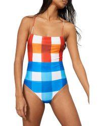 Mara Hoffman - Olympia One-piece Swimsuit - Lyst