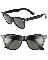 e549b4d4d0f Ray-Ban - Classic Wayfarer 54mm Sunglasses - - Lyst